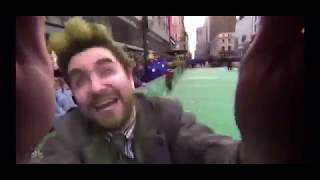 Beetlejuice The Musical Cast on Macy's Thanksgiving Day Parade