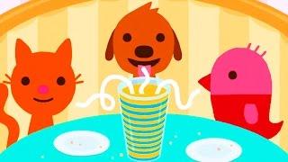 Pet Cafe - Cat & Dog & Bird  Drink MilkShake