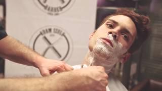 Jak golić się brzytwą - Uppercut Deluxe x Adam Szulc