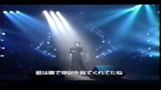 DEEN who sing 夢であるように in the TV show No Special Live, Decemb...