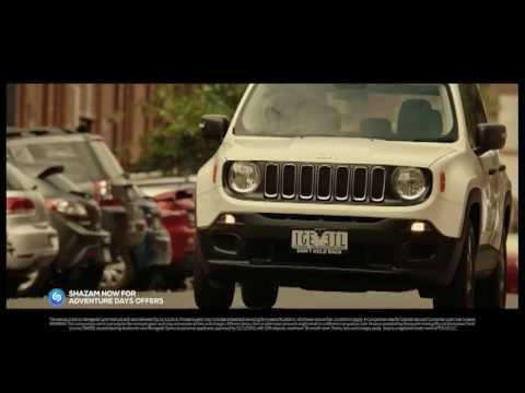 Jeep Renegade Sport - Adventure Days TV Commercial 2016