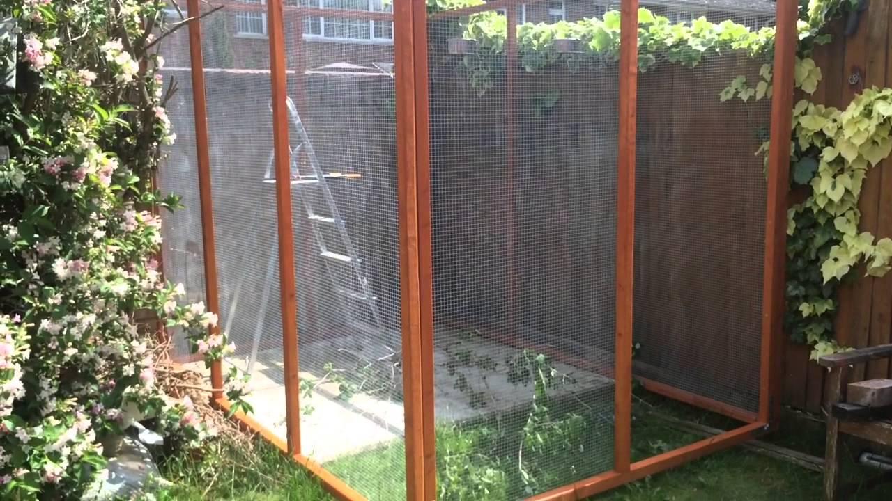 building aviary youtube