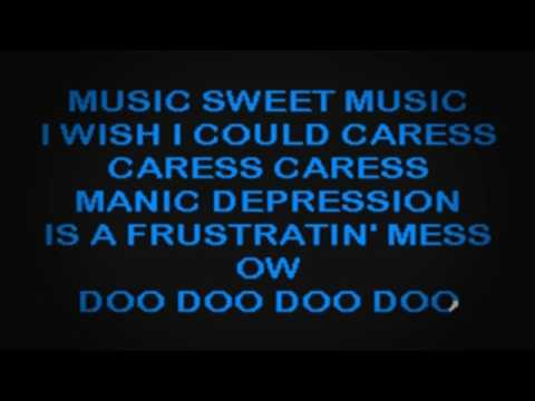 SC2279 02   Hendrix, Jimi   Manic Depression [karaoke]