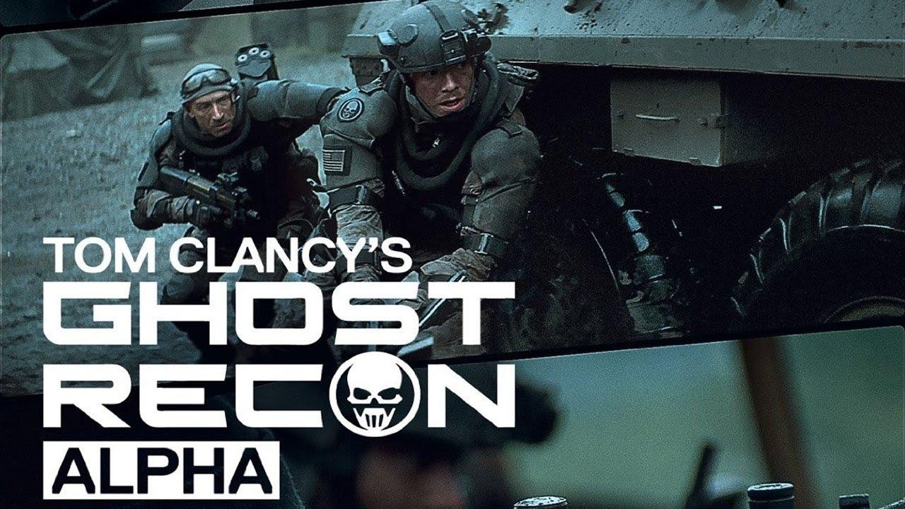 Tom Clancy's Ghost Recon Alpha 'Movie Teaser Trailer ...