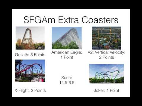 Park Battle: Carowinds Vs. Six Flags Great America