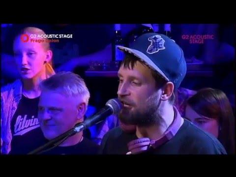 Prago Union - G2 Acoustic Stage at Retro