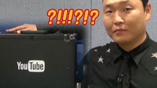 PSY x YouTube - PSY Reaches 10 Million Subscribers