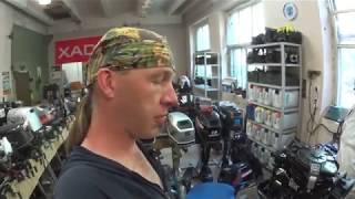 видео моторы меркурий