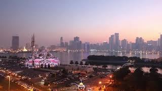 Sharjah Light Festival 2020 مهرجان أضواء الشارقة
