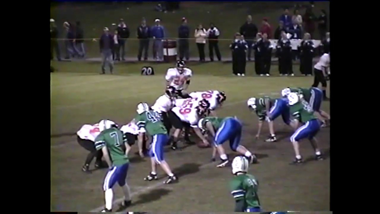 NCC - Plattsburgh - Seton Catholic Football  10-9-98