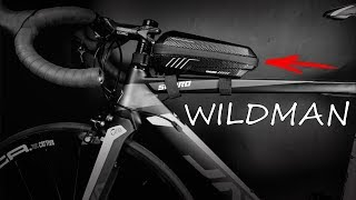 Велосипедная сумка Wild Man из Китая \ Сумка для велосипеда Wild Man с Aliexpress