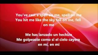 Glad You Came (Glee) || Lyrics (English/Español)