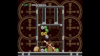SNES Longplay [284] Puzzle Bobble - Bust-A-Move