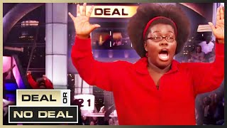 Anteia's PERFECT Game (BIG WIN!) 💸 | Deal or No Deal US | Season 2 Episode 52 | Full Episodes