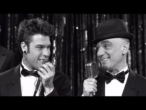 J-Ax e Fedez - Musica Loca - tributo inedito a Mina Celentano  -video HD-