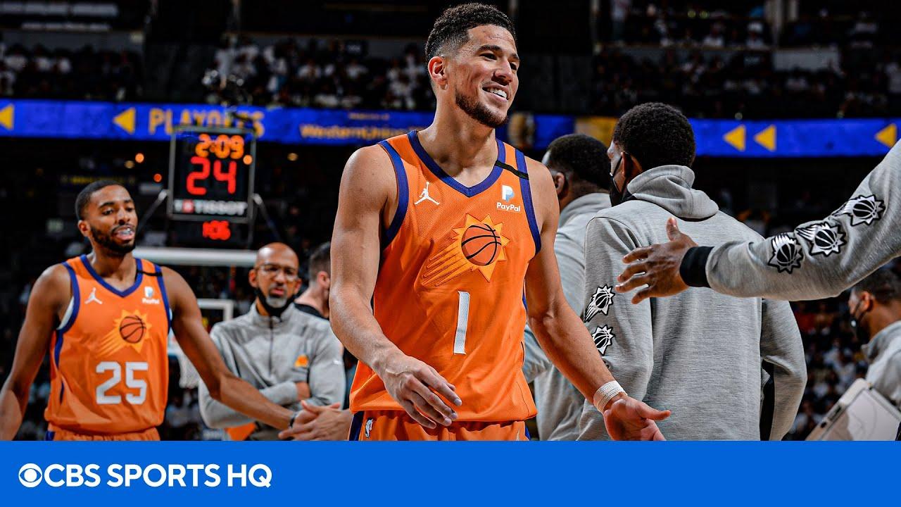 Suns Dominate Nuggets, Sixers Defeat Hawks | NBA Playoffs Recap | CBS Sports HQ
