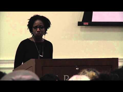 Tina Campt: Black Feminist Futures and the Practice of Fugitivity