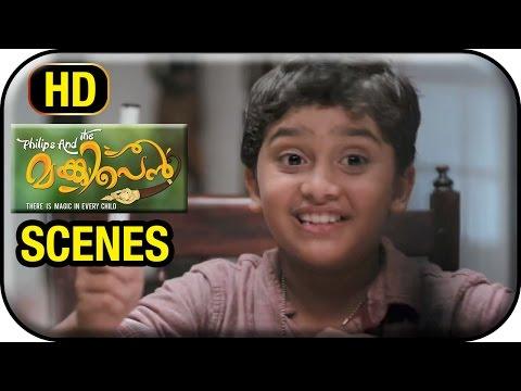 Philips and the Monkey Pen Malayalam Movie | Scenes | Jayasurya Unites with Joy Mathew