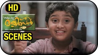 Philips and the Monkey Pen Malayalam Movie | Scenes | Jayasurya Unites with Joy Mathew