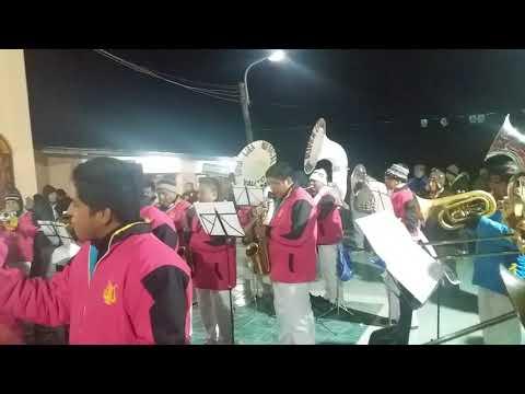 Banda super lira musical yauyos en cachuy 2018