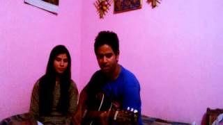 Chahu Main Ya Na on guitar Aashiqui 2 (Raj With Sister)