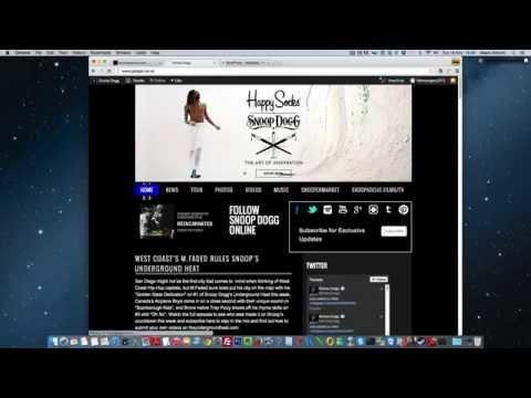 Famous websites on wordpress
