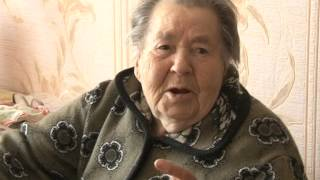 Наталья Степановна Алексеева  Рассказы о войне