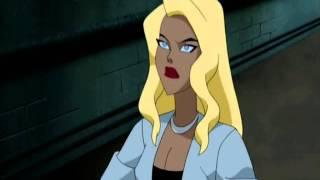 [Justice League] Чёрная канарейка