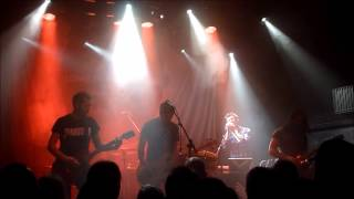 Long Distance Calling - The Man Within, live @013, 4-1-2014
