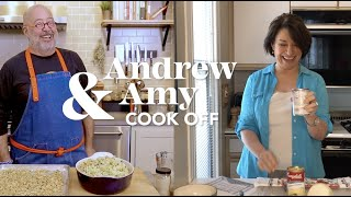 Hotdish Cook-off with Senator Amy Klobuchar and Chef Andrew Zimmern
