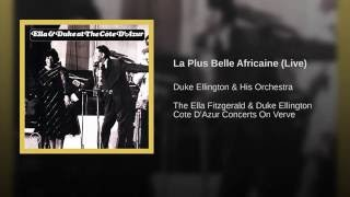 La Plus Belle Africaine (Live)