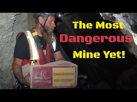 #192 The most dangerous mine yet... has the most awesome artifacts!