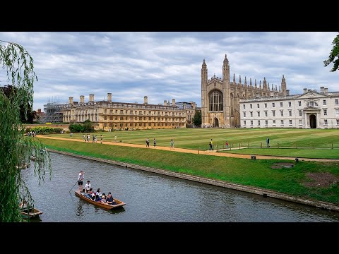 Cambridge Tour 4k