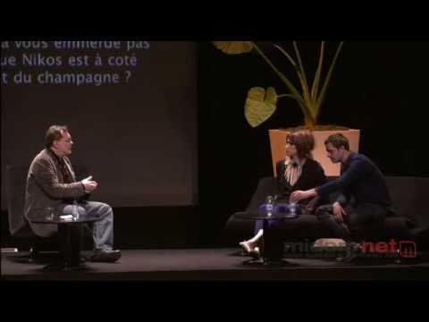 Artists at Work: Imogen Heap & OK Go's Damian Kulash | MidemNet 2011