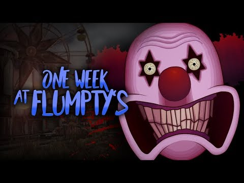 ONE WEEK AT FLUMPTY'S ⭐️ Parodia de Five Nights at Freddy's | iTownGamePlay