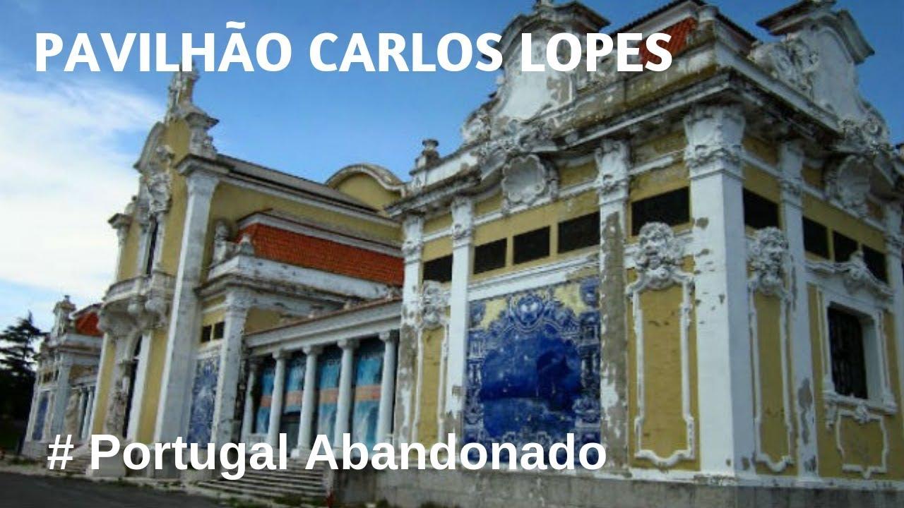 Portugal Abandonado - Pavilhão Carlos Lopes