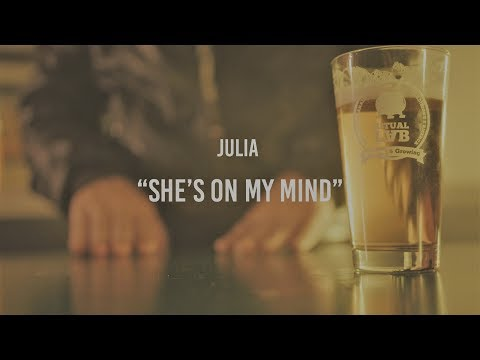 JP Cooper - She's On My Mind (Cover By Julia)