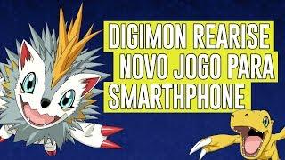 Digimon ReArise: O novo jogo para smartphone
