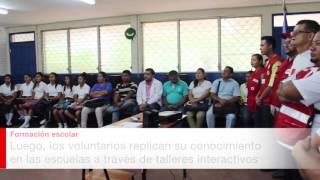 Estudiantes: agentes de cambio contra el Zika