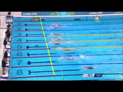 Great Moments In Team USA History Presented By DOW | Missy Franklin Wins Gold In London