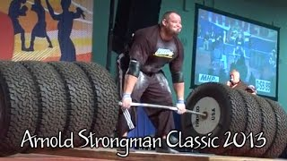Arnold Strongman Classic 2013