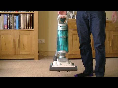 Hoover Globe Ego G Vacuum Cleaner Unboxing, Assembly & First Look