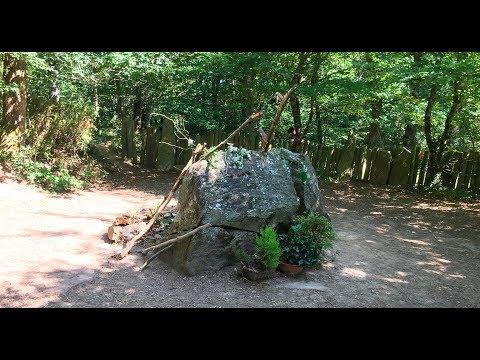 Vlog Le tombeau de Merlin & La fontaine de Jouvence - Bretagne