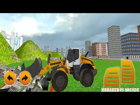 Metro Bus Road Construction Simulator # XBR - Android GamePlay FHD