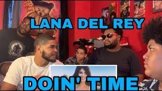 Baixar THARO$3FAM: LANA DEL REY- DOIN TIME REACTION