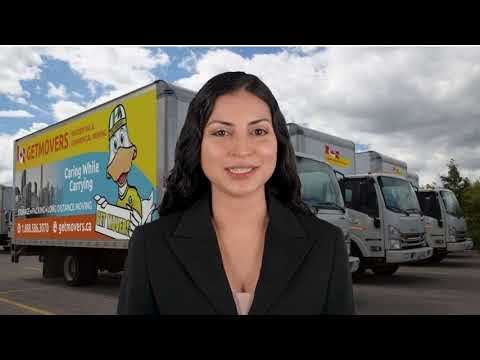 Get Movers Montreal QC : Affordable & Reliable Moving Company