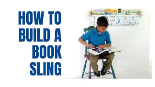 How To Make A Book Sling