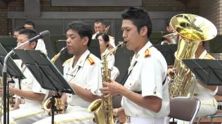 """Medley of """"Lion KIng"""" Wind Orchestra Edition."""