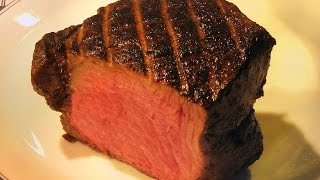 Perfect Steakhouse Filet Mignon With Scotch Whisky Marinade Recipe