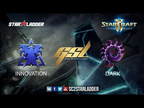 2017 GSL S3 Ro4 Match 2: INnoVation (T) vs Dark (Z), Part 1